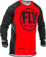 Джерси FLY Racing Evolution DST размер: ХХL красная/черная (2020)