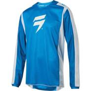 Джерси Shift Whit3 Label Race 2 Jersey Blue/White размер: ХL (24402-025-XL)