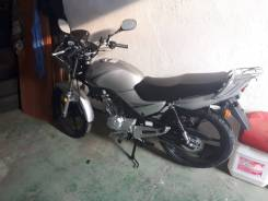 Yamaha YBR 125, 2018
