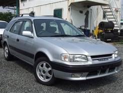 Toyota Sprinter Carib. Без водителя