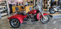 Harley-Davidson Freewheeler FLRT, 2017