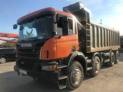 Scania P400. Продается самосвал Scania 8х4, 13 000куб. см., 32 500кг., 8x4