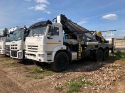 КамАЗ 43118 автогидроподъёмник вышка АГП, 2019