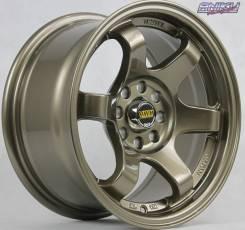 NEW! Style TE37 SL R14 7j ET20 4*98 / 4*100 (D183)