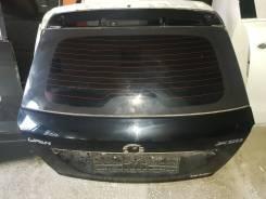 [арт. 429961] Дверь багажника (после 2016г. ) со стеклом идеальная черная для Lifan X60