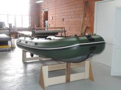 "Продам лодку ПВХ ""Compas-400"" с мотором Suzuki DF-20"