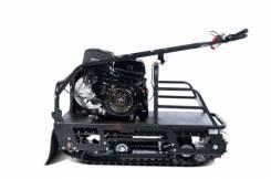 Мотобуксировщик БУРЛАК-M2 RS, 2020