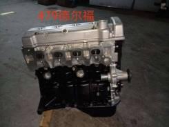 Новый двигатель Geely GC6