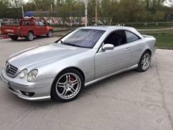 Mercedes-Benz CL-Class, 2001