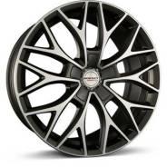 Borbet Dy 8,5x19 5x114,3 et32 72,5 dark grey polished matt