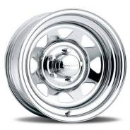 U. S. Wheel 8-Spoke - Chrome (Series 75) 8x15 5x139,7 et-20 108,7 black
