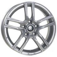 Aero A7468 6x16 4x100 et50 60,1 silver
