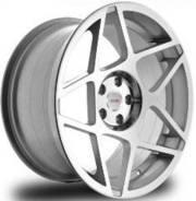 Vissol V-008 9x20 5x120 et18 74,1 silver cut