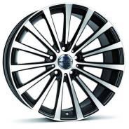 Borbet Blx 8,5x20 5x112 et24 66,5 black polished matt