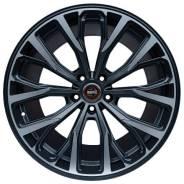 MOMO Rf02 Suv 9x20 5x120 et45 72,5 matt black polished