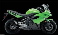 Kawasaki Ninja 400R, 2011