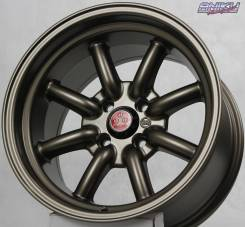 NEW! Комплект дисков Style Watanabe RS R15 9J ET0 4*100 (W008)