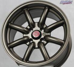 NEW! Комплект дисков Style Watanabe RS R15 8J ET25 4*100 (W007)