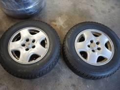 """Комплект колес 195/70R15. 6.0x15"""" 5x114.30 ET40 ЦО 67,0мм."""