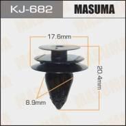 Клипса крепежная MASUMA KJ-682
