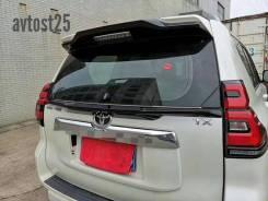 Спойлер Modellista Toyota Land Cruiser Prado 2009 +