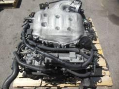 Двигатель в сборе. Nissan Pathfinder, R50, R51, R51M, R52, R52R, SUV Nissan Terrano, R50 Nissan Ambulance, ALE50, ALWE50, ATE50, ATWE50, FLGE50, FLWGE...