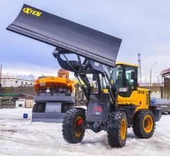 Снегоуборочные отвалы для минипогрузчиков и экскаваторов-погрузчиков