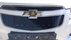 Решетка радиатора. Chevrolet Cruze, HR51S, HR52S, HR81S, HR82S, J300, J305, J308 A14NET, A14XERLDD, A17DTE, F16D3, F16D4, F18D4, LUD, LUJ, M13A, M15A...
