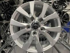 Новые литые диски Replica TY237 S 18x8 5*150 ET56 DIA110.1