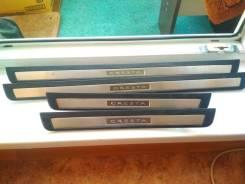 Накладка на порог. Toyota Cresta, GX100, JZX100, LX100