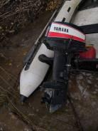 Yamaha. 25,00л.с., 2-тактный, бензиновый, нога L (508 мм), 1994 год