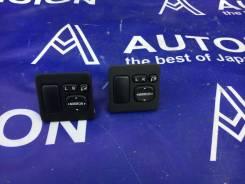 Кнопка управления зеркалами. Toyota: Allion, Platz, Mark X Zio, Allex, ist, Verossa, iQ, Avensis, Corolla, Probox, EQ EV, Raum, Mark II Wagon Blit, Ca...