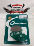 Тормозные колодки G-Brake GM-05035S FA192