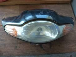 Пластик под фару. на. мопед Honda Fit