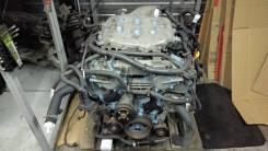 Двигатель в сборе. Infiniti FX35 VQ35DE