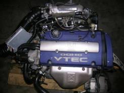 Двигатель в сборе. Honda Accord, CF4 Honda Torneo, CF4 F20B