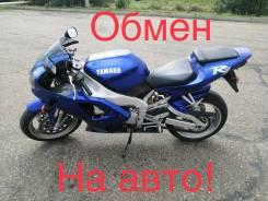 Yamaha R1. 1 000куб. см., исправен, птс, без пробега