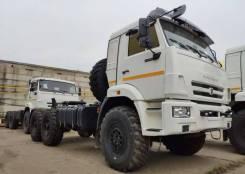 КамАЗ 53504 (43118) белый север полноприводный тягач вездеход, 2019