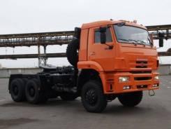 КамАЗ 65225 полноприводный тягач седельный, 2019
