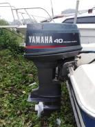 Мотор Yamaha 40 л. с.