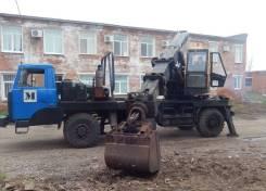 EW25-T1, 1999. ЭО EW25-T1 планировщик, 0,65куб. м.