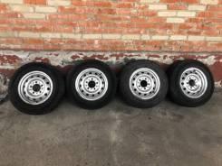 """Продам комплект колёс на Нива шевролет. x15"""" 5x139.70"""