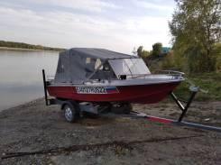 Продам катер Крым с 4-тактным мотором Honda 30