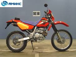 Honda XR250R, 1998
