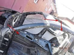 Стойка кузова Porsche Cayenne, левая передняя