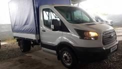 Ford Transit. Продается бортовая платформа с тентом, 2 200куб. см., 1 270кг., 4x2