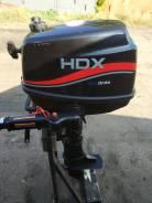 Продам мотор HDX 5 л. с, 4 тактный