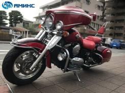 Мотоцикл Kawasaki VN Vulcan 1500 Classic на заказ из Японии без пробега по РФ, 2000