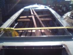 Днепр. 1974 год, длина 4,35м., двигатель без двигателя, 30,00л.с.