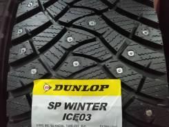 Dunlop SP Winter Ice 03. зимние, шипованные, 2019 год, новый